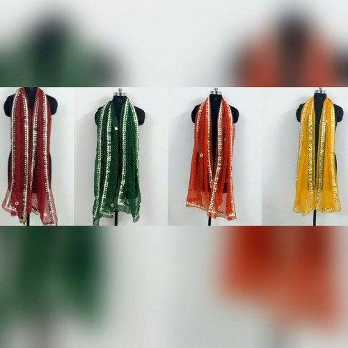 Exotic Scarves