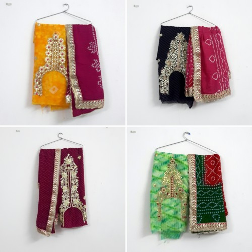 DUPATTA AND KURTA SETS