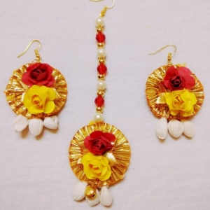 GOTA PATTI - TIKKA AND JHUMKAS