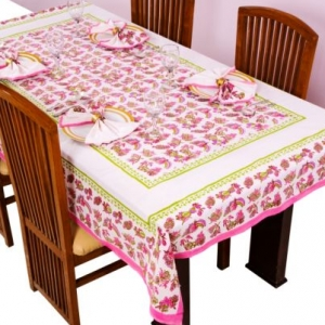 Table Cover - Pink